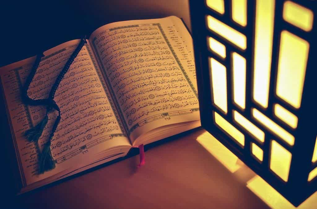 Learning Holy Quran